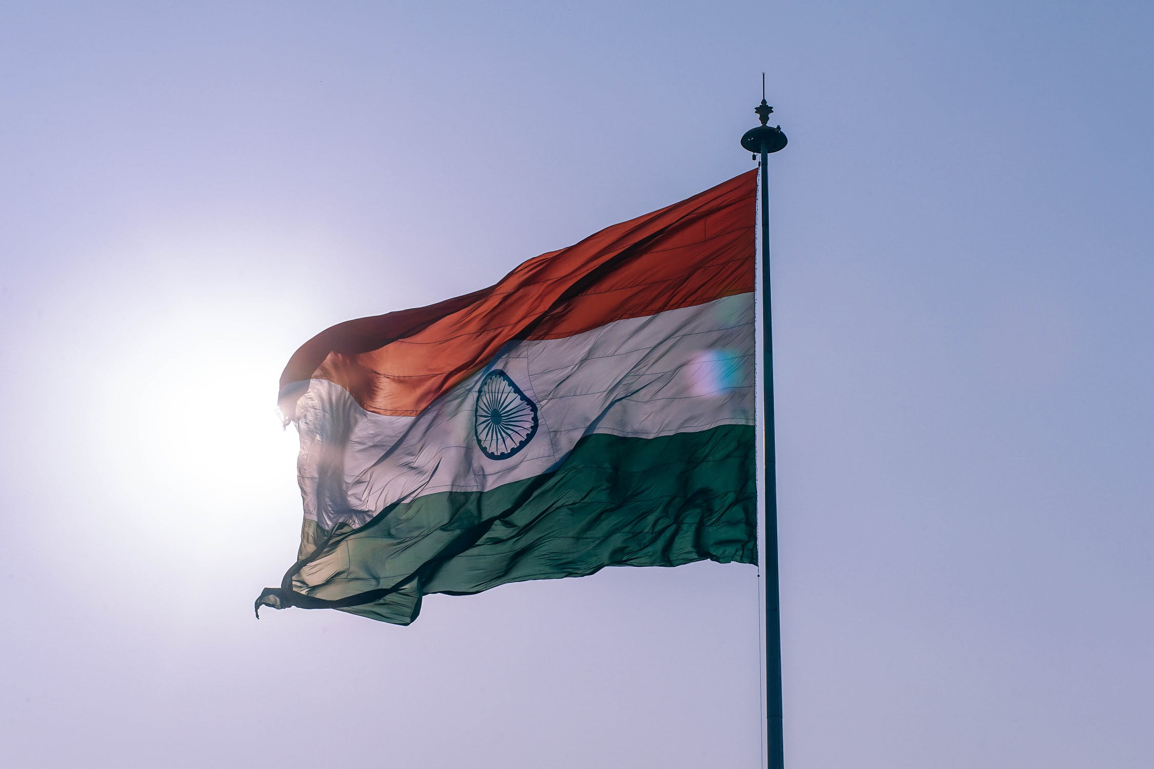 India Flag _Pexels_Stock_Photo