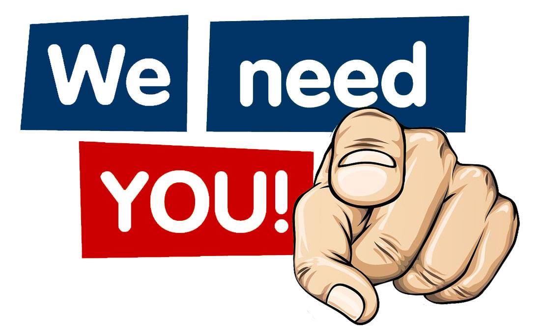 we need you2